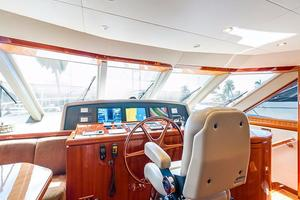 78' Ocean Alexander 74' Pilothouse Motor 2010 Pilothouse