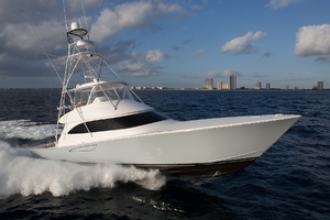 Viking 62 - Starboard Profile