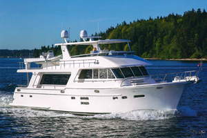 65' Hampton Endurance 658 2017 COMPASS ROSE