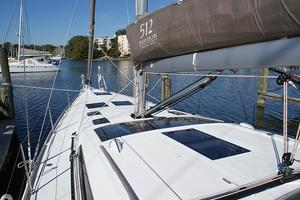 51' Dufour 51 2017 2017 Dufour 512GL - Foredeck