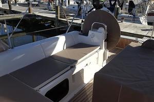 51' Dufour 51 2017 2017 Dufour 512GL - Cockpit starboard