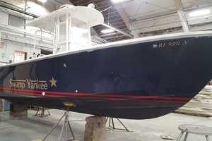 Black Watch 26' 26 1995 Swamp Yankee