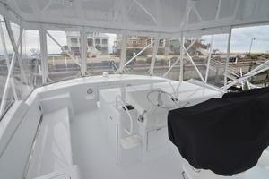55' Hatteras 55 Convertible 2000 Flybridge