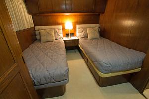 72' Hatteras 4788 Pilot House Motoryacht 1991
