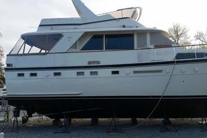 Hatteras-Motoryacht-1984-Proud-Mary-Annapolis-Maryland-United-States-Stbd-Hull-920825