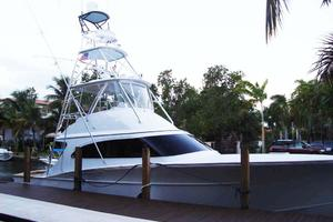 photo of F&S-Convertible-2013-Triple-F-Coral-Gables-Florida-United-States-TRIPLE-F-at-the-Dock-1016972