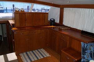 54' Rybovich Convertible 1970 Concealed Galley