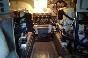 photo of Hatteras-50-Convertible-1981-2009-Repower-Stuart-Florida-United-States-Engine-Room-372105