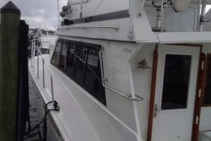 photo of Hatteras-50-Convertible-1981-2009-Repower-Stuart-Florida-United-States-Wide-Side-Decks-372092