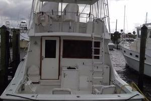 photo of Hatteras-50-Convertible-1981-2009-Repower-Stuart-Florida-United-States-Stern-372090