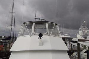 photo of Hatteras-50-Convertible-1981-2009-Repower-Stuart-Florida-United-States-Bridge-372089