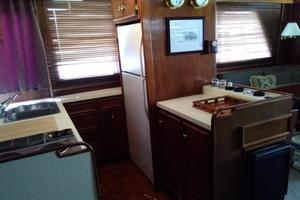 photo of Hatteras-50-Convertible-1981-2009-Repower-Stuart-Florida-United-States-Galley-Aft-372068