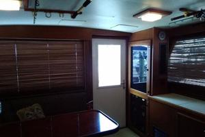 photo of Hatteras-50-Convertible-1981-2009-Repower-Stuart-Florida-United-States-Salon-Port-Aft-372065