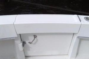 photo of Hatteras-50-Convertible-1981-2009-Repower-Stuart-Florida-United-States-Transom-Door-372088