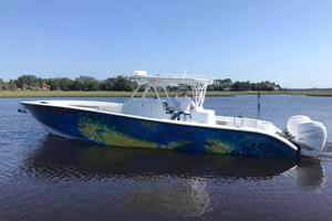 39' Yellowfin 39 2016 Profile