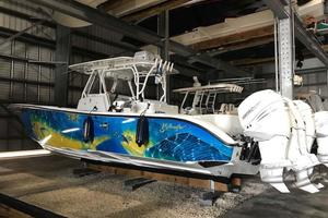 39' Yellowfin 39 2016 Hauled Out