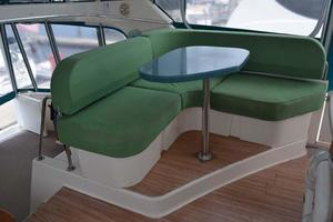 photo of Silverton-Motor-Yacht-2003-Tropical-Breeze-Daytona-Florida-United-States-Bridge-Dinette-924687