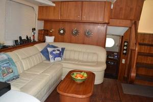 photo of Silverton-Motor-Yacht-2003-Tropical-Breeze-Daytona-Florida-United-States-Salon-Looking-Aft-924689