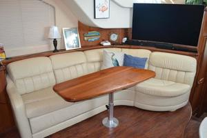 photo of Silverton-Motor-Yacht-2003-Tropical-Breeze-Daytona-Florida-United-States-Dinette-924692