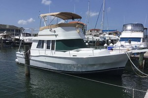 39' Mainship 390 Trawler 2001 Profile