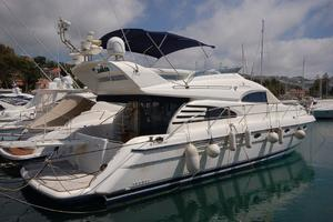 55' Fairline Squadron 55 2004 2004 Fairline Squadron 55 SYS YACHT SALES