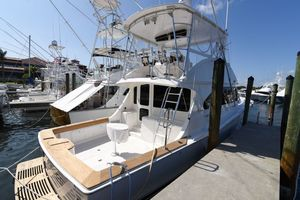 52' Egg Harbor 52 Convertible 2001 2001 Egg Harbor 52 - SYS Yacht Sales