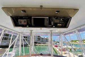 50' Nor-tech 5000 Supercat 2002 Overhead Electronics