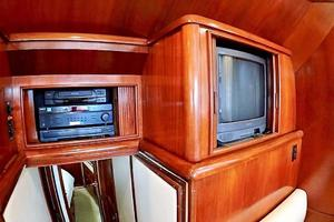 51' Buddy Davis 51 Custom Carolina Sportfish 1988 Entertainment Center