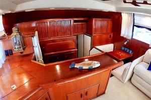 51' Buddy Davis 51 Custom Carolina Sportfish 1988 Galley
