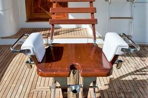 51' Buddy Davis 51 Custom Carolina Sportfish 1988 Fighting Chair