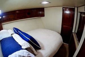 51' Buddy Davis 51 Custom Carolina Sportfish 1988 Master Berth