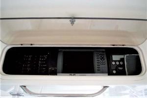 53' Ocean Yachts 53 Super Sport 1998 Overhead Electronics