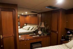53' Ocean Yachts 53 Super Sport 1998 Master Stateroom