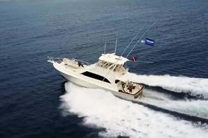 53' Ocean Yachts 53 Super Sport 1998 Portside Running