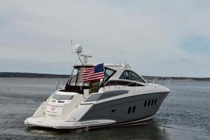 52' Regal 52 Sport Coupe 2008 Starboard