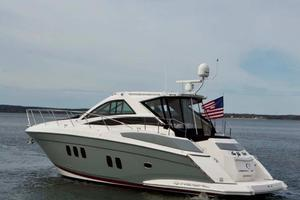52' Regal 52 Sport Coupe 2008 Port