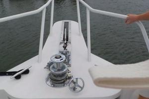 72' Custom Carolina Motor Yacht 2000 Windlass, Anchor, Chain