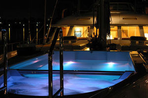 156' Pendennis High Performance Motorsailer 2004 Jacuzzi