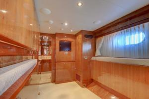 90' Custom Tri Deck Explorer Yacht 2020