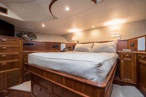 115' Westport - Crescent Tri-Deck Motoryacht 1994 CREW STATEROOM