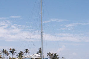 50' Custom Day Sail Charter 50 1984 Photo 1
