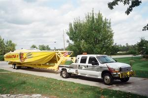 50' Nor-tech 5000 Supercat 2002