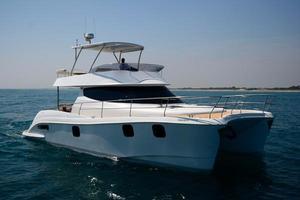 Flash Catamarans 43' Fisher 435 2014 Flash 435