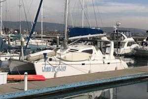 Robertson & Caine 37' leopard 38 2001 WHISKER AWAY