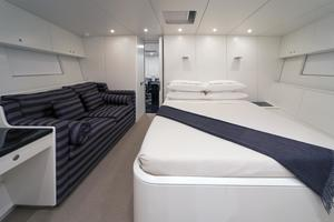 100' Wally 100 2002 Master Cabin