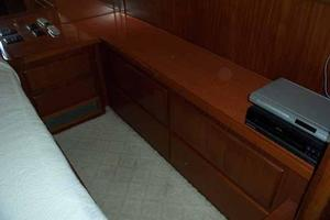 77' Hatteras Cockpit Motoryacht 1987 Starboard Cabin Inboard
