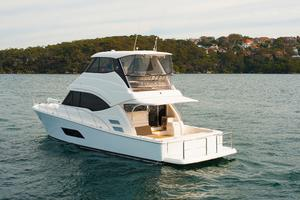 52' Riviera Enclosed Flybridge- On Order! 2019 RivieraYachts52FlybridgeAtRest
