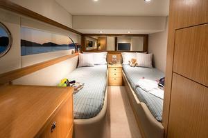 52' Riviera Enclosed Flybridge- On Order! 2019 Riviera Yachts 52 Flybridge Third Cabin