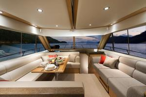 52' Riviera Enclosed Flybridge- On Order! 2019 RivieraYachts52FlybridgeSalon