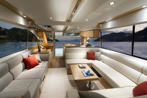 52' Riviera Enclosed Flybridge- On Order! 2019 RivieraYachts52FlybridgeSalonAft